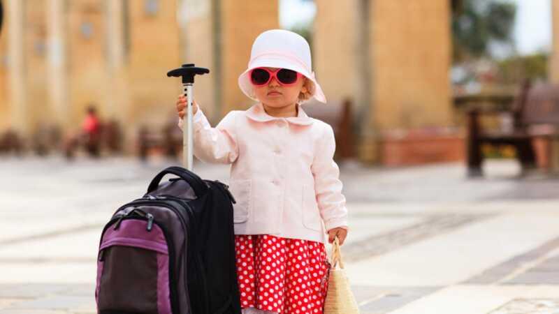 5 veiligheidsmaatregelen die mensen vergeten wanneer ze met een Toddler reizen