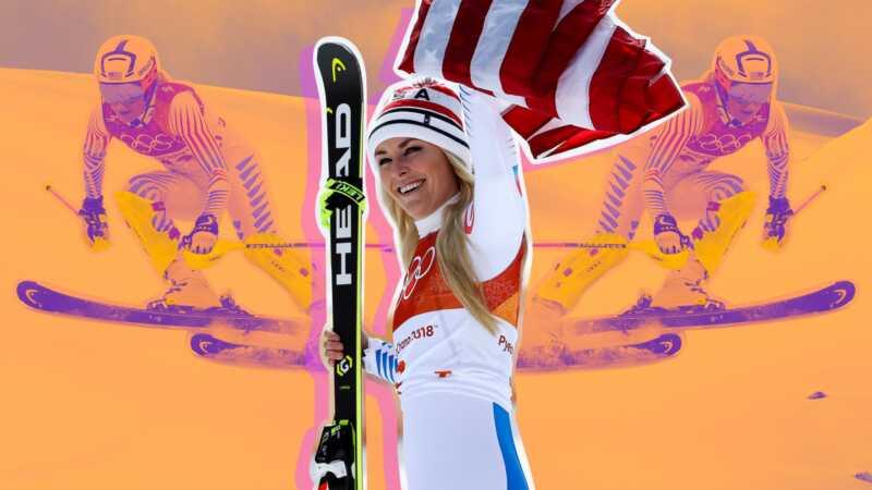 Lindsija Vonna atspoguļo viņas pēdējās olimpiskās spēles un sievietes, kas viņu iedvesmo