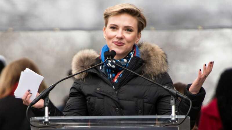 Scarlett johanssons nästa verkliga roll kan vara i det vita huset