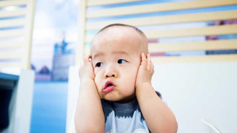 Fins i tot els bebès poden mostrar símptomes de depressió i ansietat