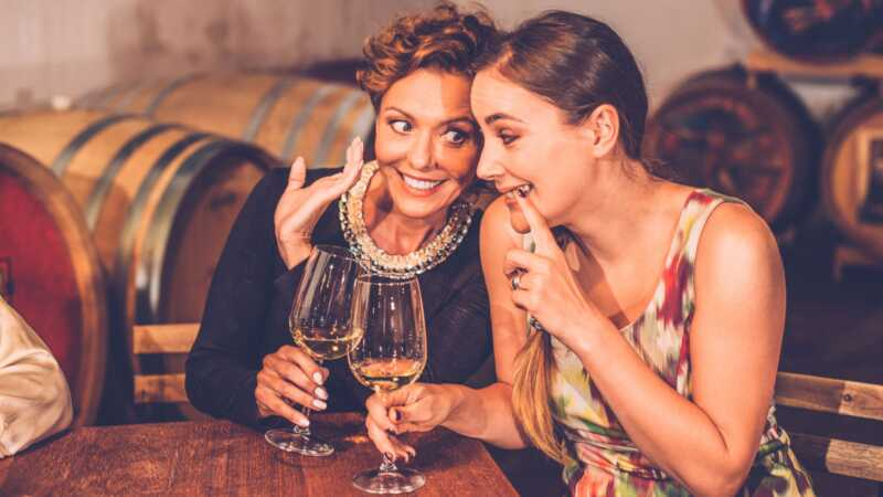Dricker alkohol verkligen dina utländska språkkunskaper?