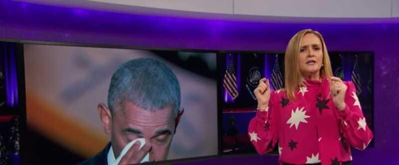 Samantha mesilane meenutab meile, et president Obama ei olnud täiuslik