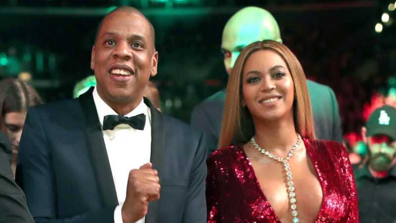 Žiūrėkite Beyoncé šokius iki Jay-Z gimtadienio šauksmo