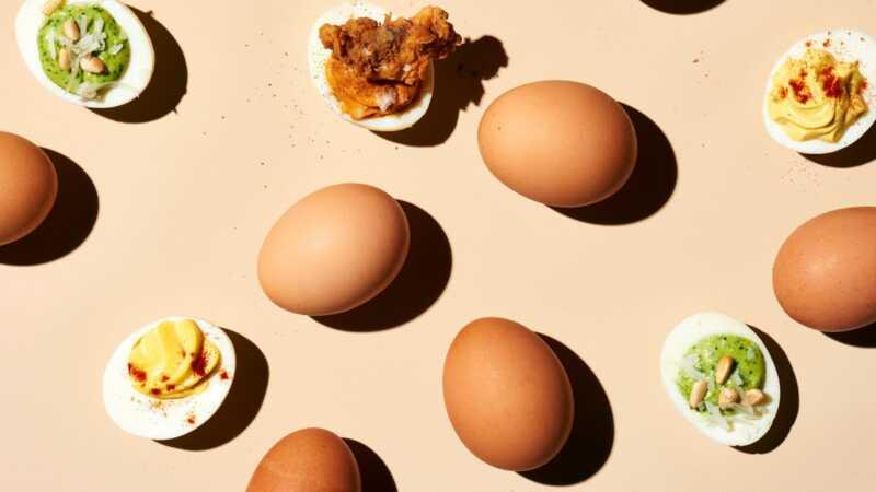 Francuski vodič za kuvanje jaja
