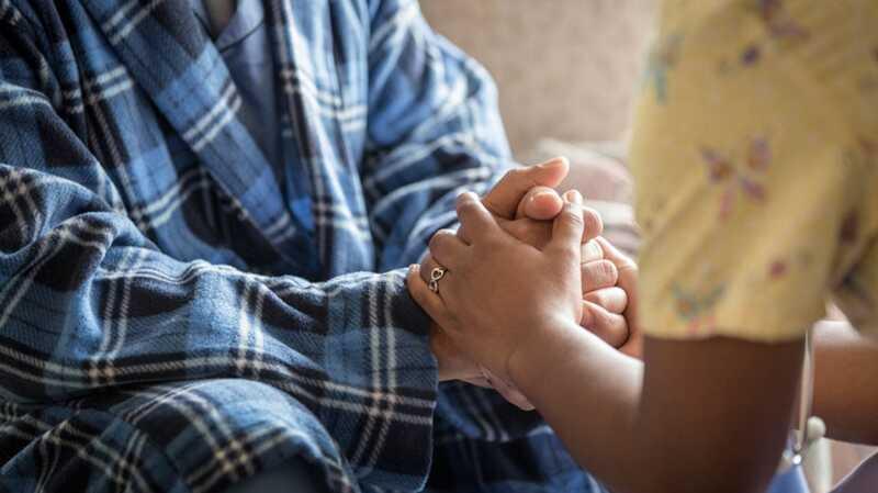 40 års omsorg om andra hjälpte mig att återhämta sig från en koma