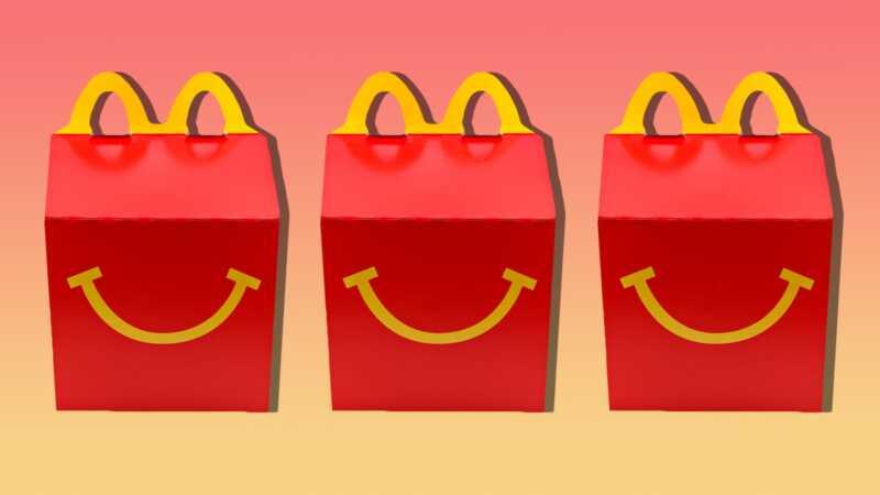 McDonalds urobí šťastné jedlá oveľa zdravšie