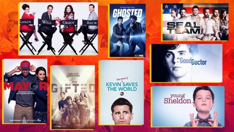 Os 10 melhores novos programas de tv de outono para acompanhar