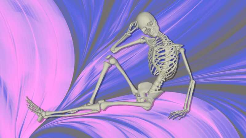 Ar turėčiau nerimauti dėl osteoporozės?