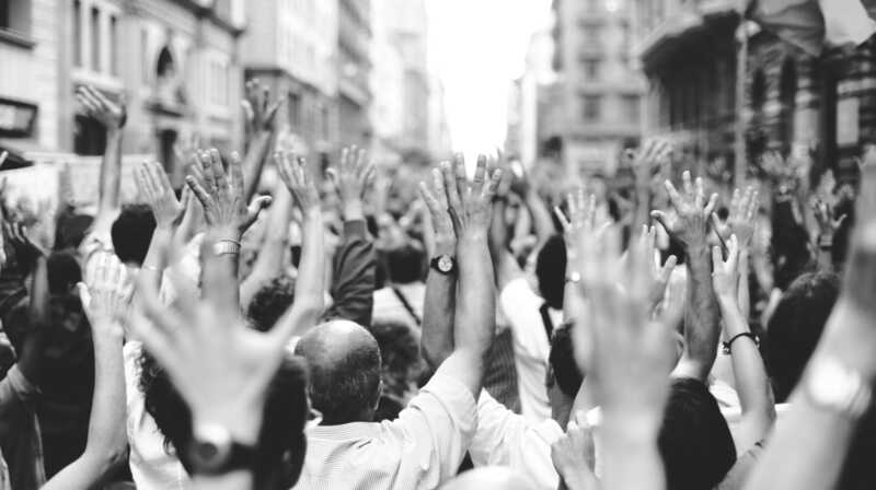 5 sätt att protestera när du inte kan delta i en rally