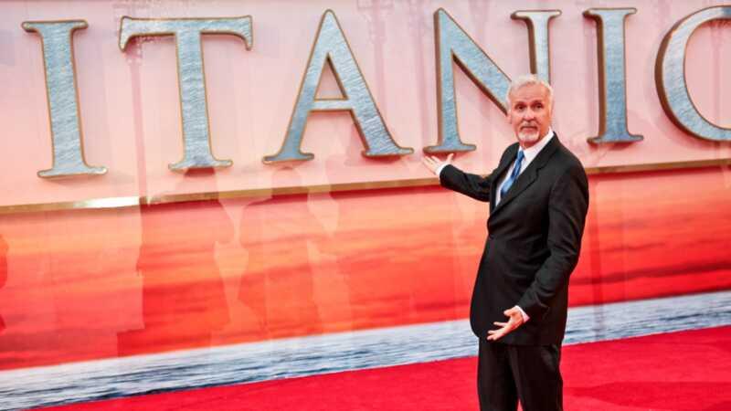 James Cameron soovib sulle kõike Titanicust rääkida