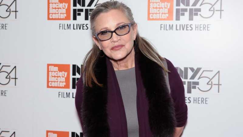 Twitter prisimena Carrie Fisher indėlį į kovą su psichinės ligos stigma