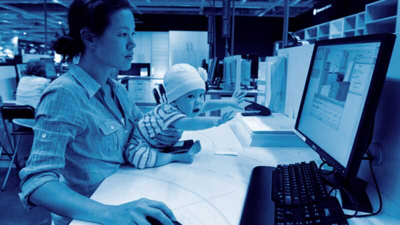 4 načina da se ovlada Biti jedina radna mama