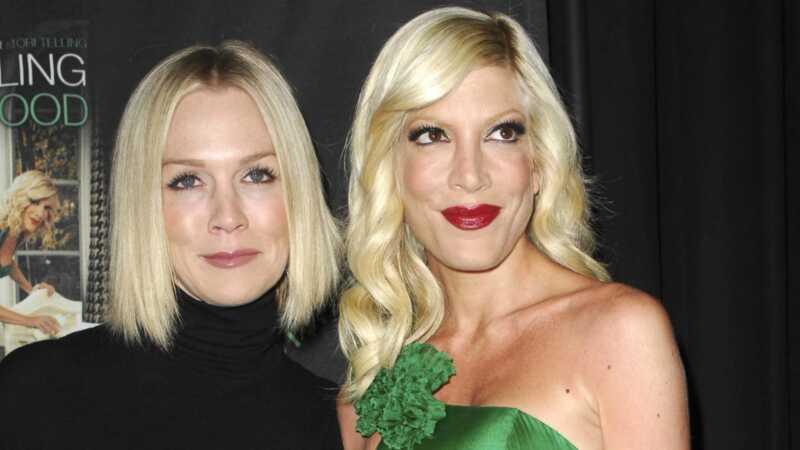 Tori spelling i Jennie garth mogu zajedno da se vrate na televiziju