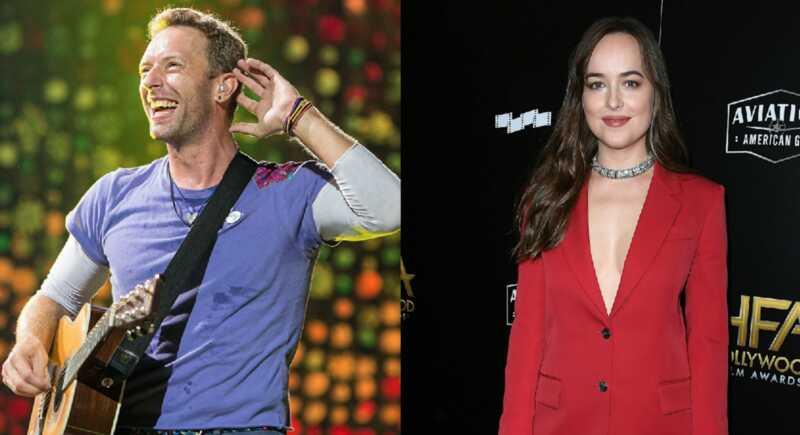 Las cosas se ponen serias entre Dakota Johnson y Chris Martin