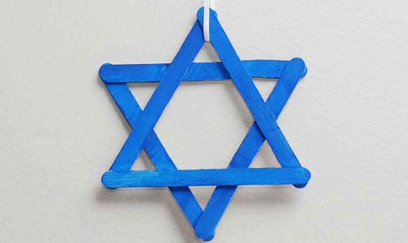 Uzmite decu u duh tradicije hanukkah sa zabavnim zanatima
