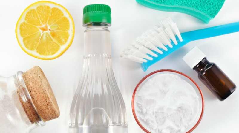 13 načinov kisa lahko preoblikujejo, kako čistite svoj dom