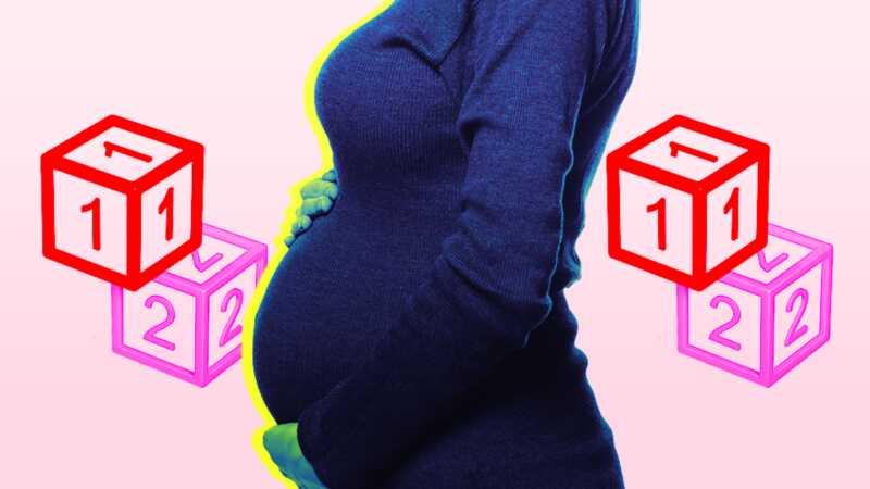 La mamma la cui seconda gravidanza ruota intorno al suo Toddler