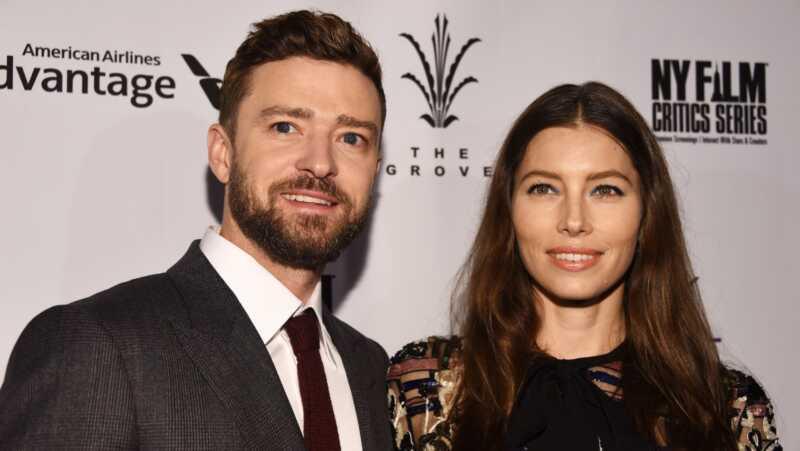 Justin Timberlake, Jessica Biel & silas šogad ļoti nopietni pieņēma Halovīni