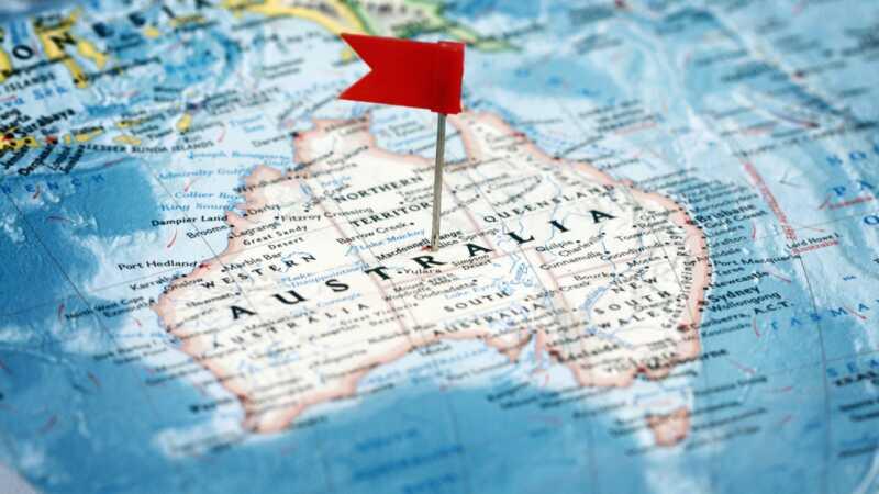 Doties uz Austrāliju? šī lietotne atklāj vietējo vēsturi, kurā jūs paliekat