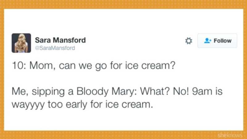 De morsomste tweets fra foreldrene i 2018