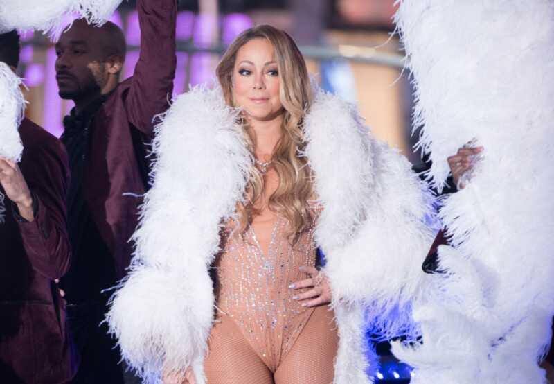 Ne možete se složiti, ali Mariah Carei je prokleti heroj