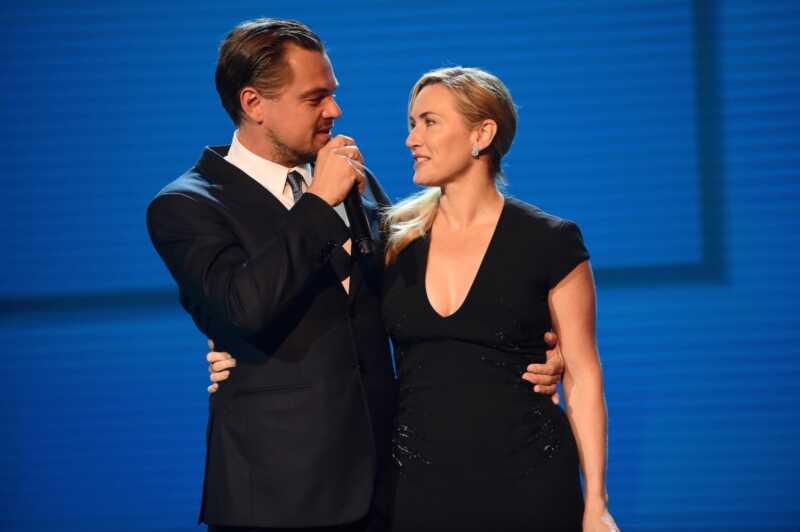 Leonardo DiCaprio & Kate Winslet är på en BFF-semester just nu