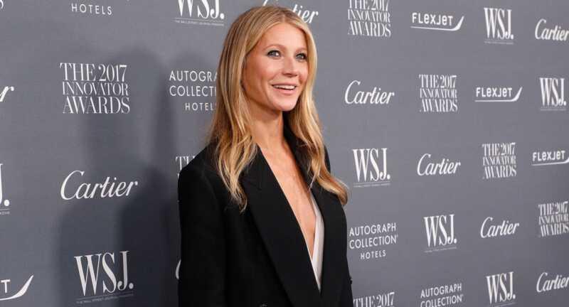 Gwyneth paltrow turi naują Broadway koncertą, ir mes turime tiek daug klausimų