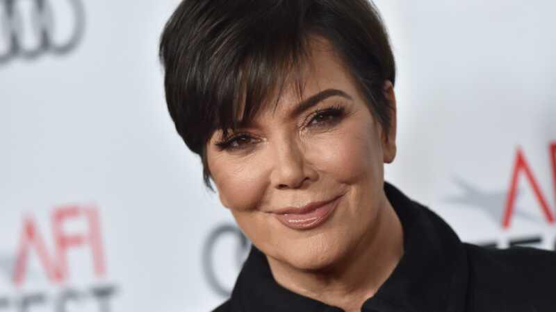 Ang momager na si Kris Jenner ay bawat lola