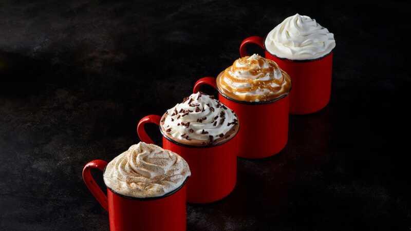 Noua cacao fierbinte de la Starbucks vine cu un pivot major