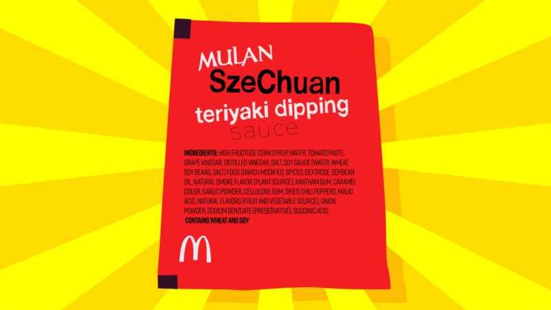 McDonalds Szechuan kaste on tagasi ja seekord nad teevad seda õigesti