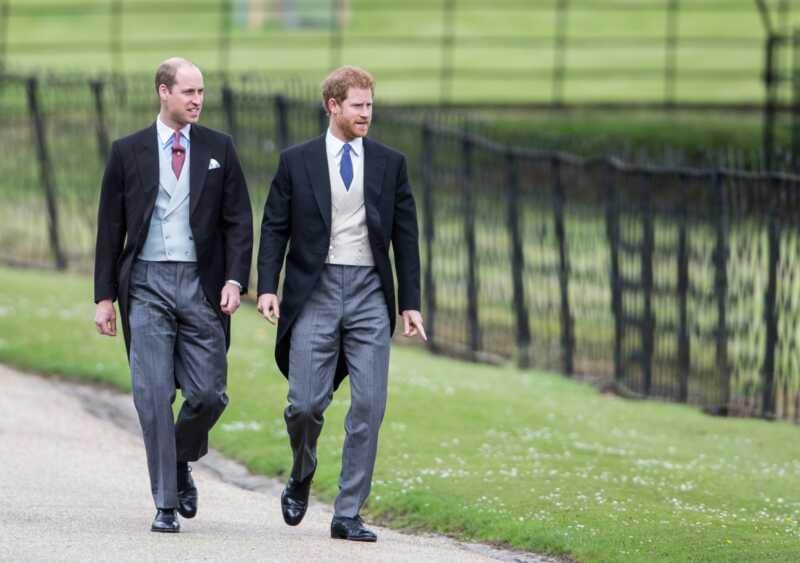 Prinser William & Harry planlegger privat seremoni til å hedre prinsesse Diana minne