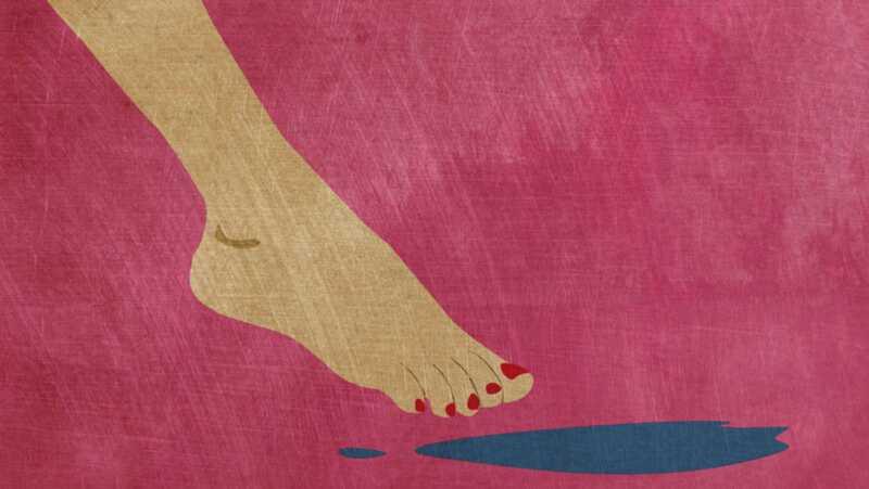 Hrubé veci, ktoré sa stávajú každému nohám