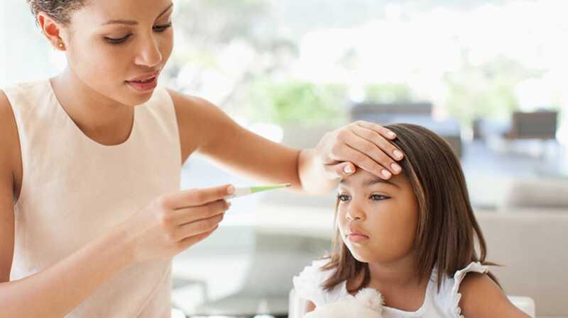 Hvis barnet ditt er syk, tenk to ganger før du får antibiotika