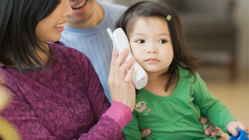 Forældrerådgivende: skal jeg tale med min vens toddler?