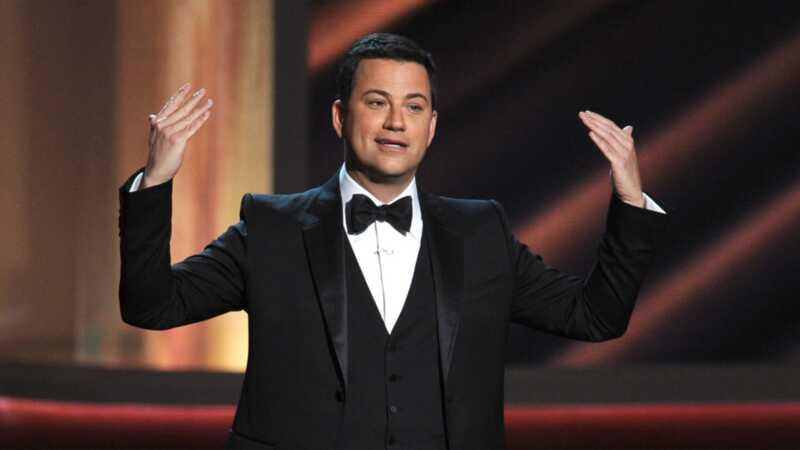 Woke pappa Jimmy Kimmel søppel gops helsepersonell