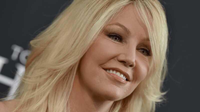 Heather locklear apgalvo, ka viņas draugs nomaldījis viņu naktī, kad viņu arestēja
