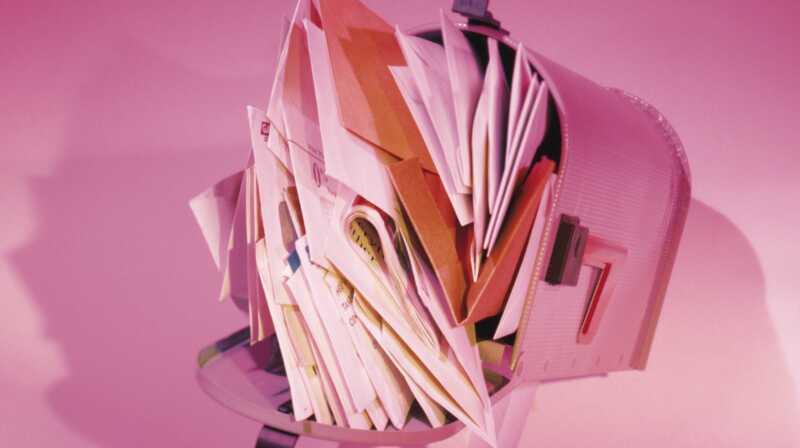 Ako prestať dostávať všetky tie nepríjemné katalógy do pošty