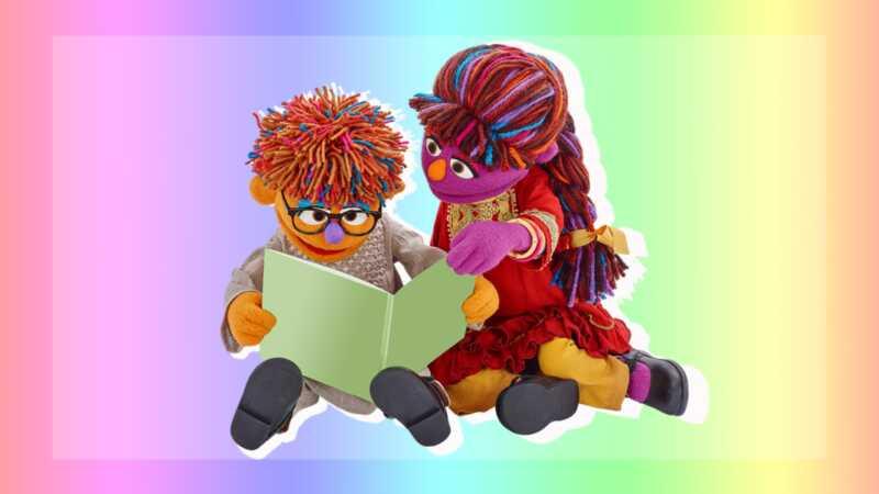 Ang Afghanistan sesame street ay nagpapakilala ng bagong Muppet upang itaguyod ang pagkakapantay ng kasarian