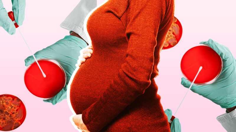 Den første gangen mamma hvis IVF-opplevelse var ikke lett