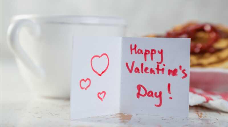Meni ovog dnevnika valentinskog bruncha je bolji od restorana