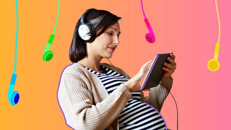 10 av våre favoritt graviditets podcaster