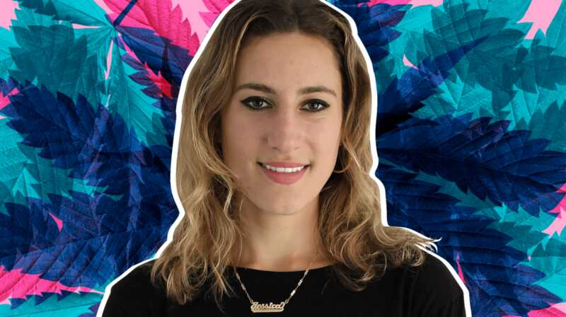 Träffa kvinnan som förändrar cannabisindustrins ansikte