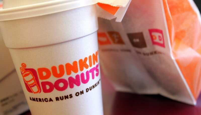 Donkove krofne dodaje 2 nova ukusa zimske kafe
