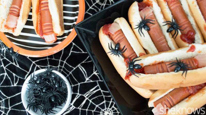 Halloweeni pidu pole see halloweeni pidu ilma nende verine ja kuuma sõrmedeta