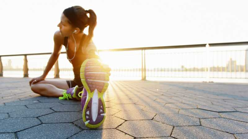Manu treniņu iziešana bija veselīgākais lēmums, ko es jebkad veicu