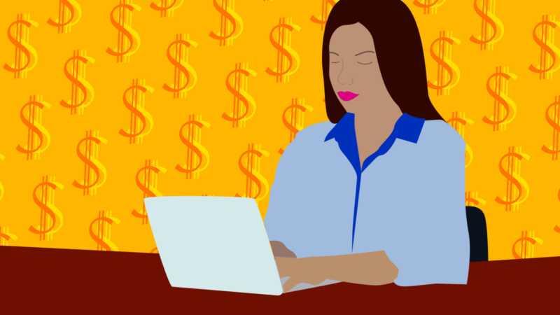 När det gäller löner, borde kvinnor alltid be om mer?