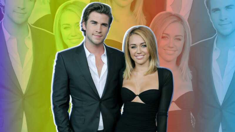 Miley Cyrus ja Liam hemsworthi suhete areng