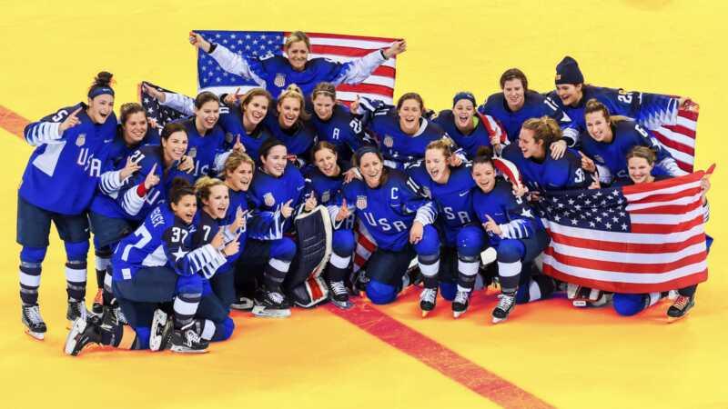 Pripadnici ženskog hokejaškog tima žreba kažu da je osvajanje zlatnog zlata bilo neopisivo