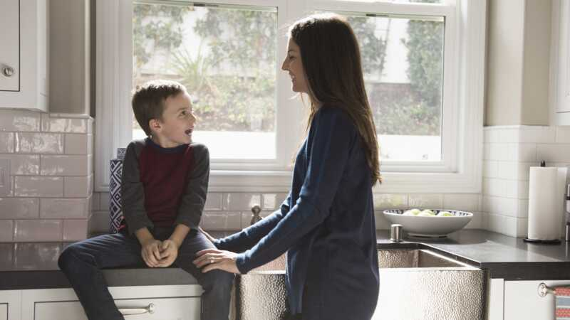 Hvordan lage perioder normalt for barn (gutter også)
