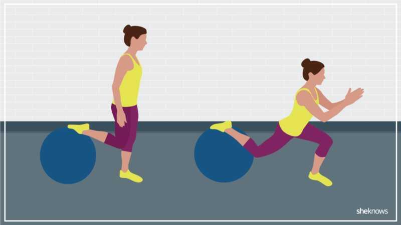 8 loptičke vježbe za vežbanje koje nisu crunch